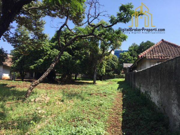 Dijual Rumah tua hitung Tanah di Cimahi Tengah 45m