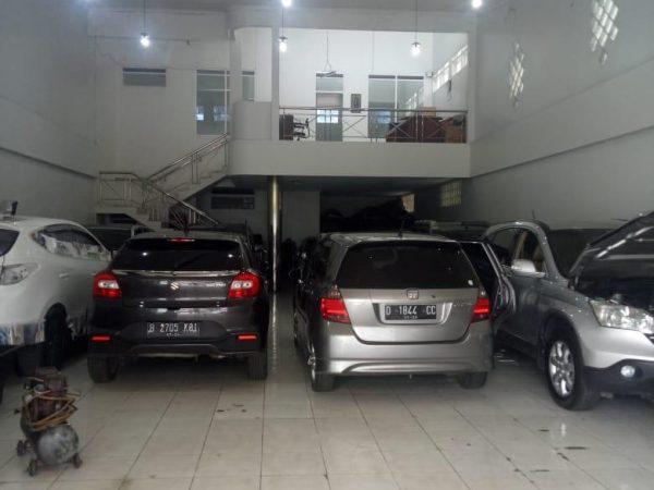 Jual Cepat Ruko Show Room Mobil di Cihampelas Pusat Kota Bandung