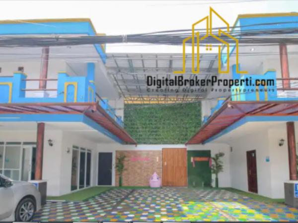 Jual Hotel Lokasi Strategis dan Ramai Buah Batu Bandung