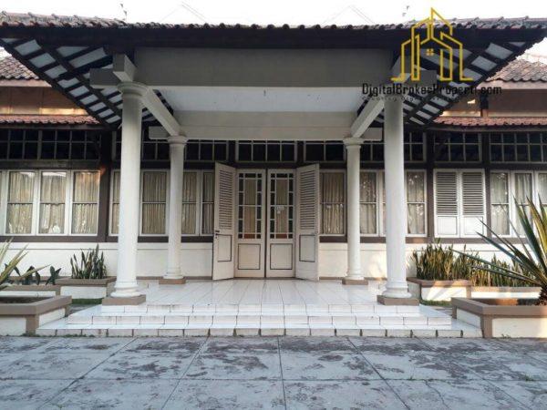 Jual Rumah Klasik Full Jati Cimahi Bandung