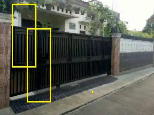 SEWA Rumah Nyaman Nempel Perumahan Premium Estate Jatisampurna Bekasi