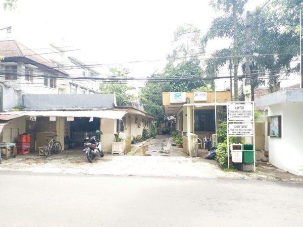 Jual Rumah Luas dan Asri di Kawasan Dago Bandung sdh ada kos kosan dan tempat usaha serta paviliun