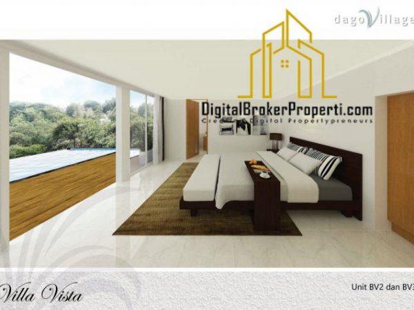 Jual Rumah Villa Milenial Super Mewah dan Megah di Dago Elite