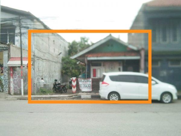 Jual Tanah Bonus Rumah Di Jalan Utama Buah Batu Bandung