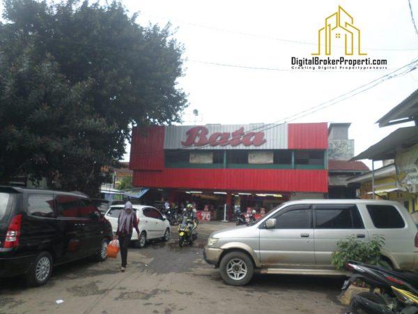 Jual Tanah Daerah Komersil Kramat Jati Jakarta Timur