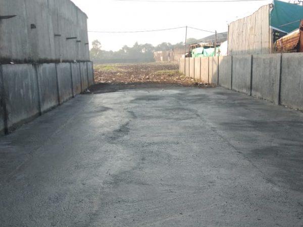 Jual Tanah Siap Bangun Cocok Untuk Pabrik, gudang dll di Cigondewah Hilir Margaasih Bandung