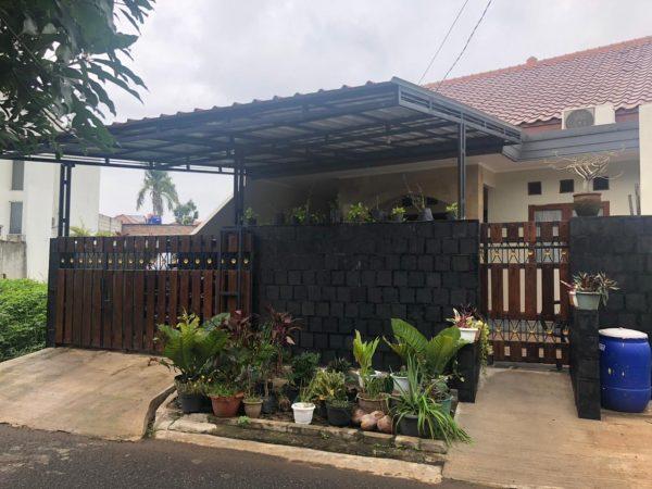 Jual Rumah Cluster Town House di Cileungsi Bogor, Asri dan Murah