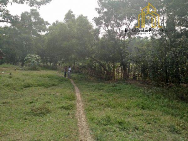 Jual Tanah Luas 6 Ha di desa sukamukti bojong manggu Bekasi