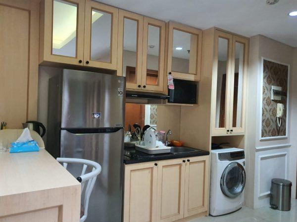Jual BU Apartemen Mewah Woodland Kalibata Jakarta Selatan
