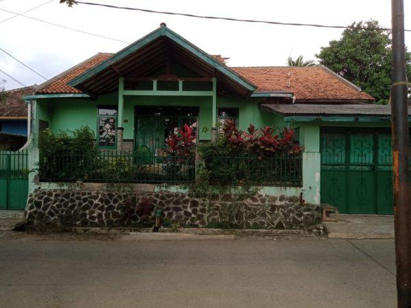 Jual Rumah Luas Strategis Pinggir Jalan Dekat Kampus UNJANI Cocok Buat Tinggal Dan Usaha Di Cimahi Bandung